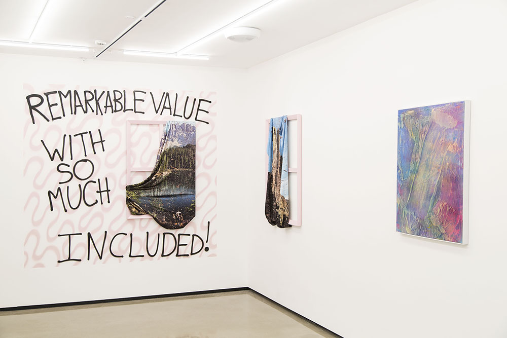 Installation view courtesy of Beers Contemporary.