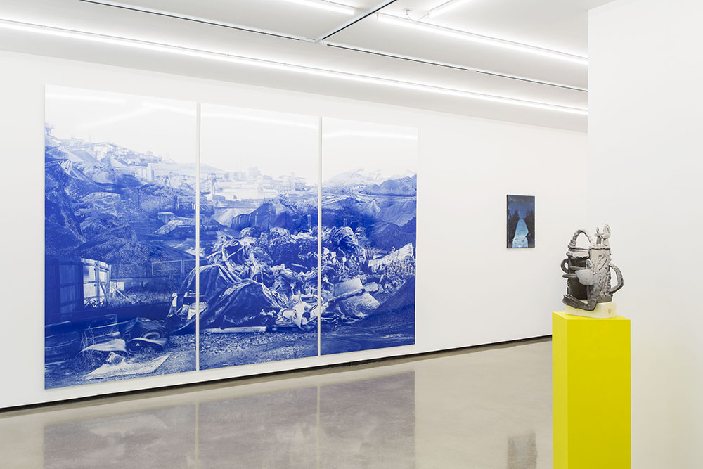 Felicity Hammond. Installation view courtesy of Beers Contemporary.